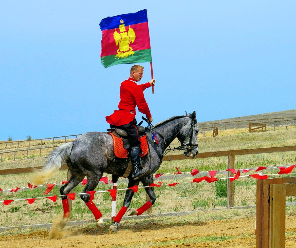 картинка казака на коне швейное производство мягкой
