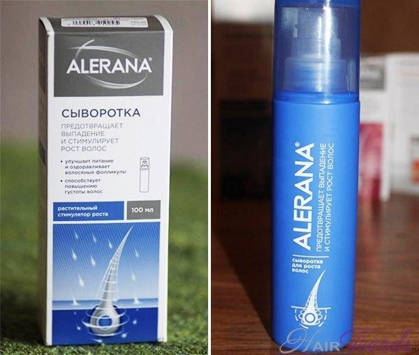 Шампунь алерана для жирных волос: отзывы, инструкция по применению.