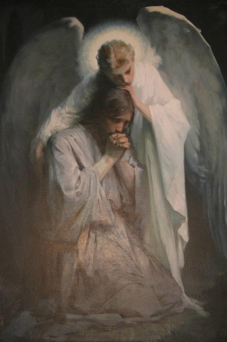 ангел спаситель фото декорирование