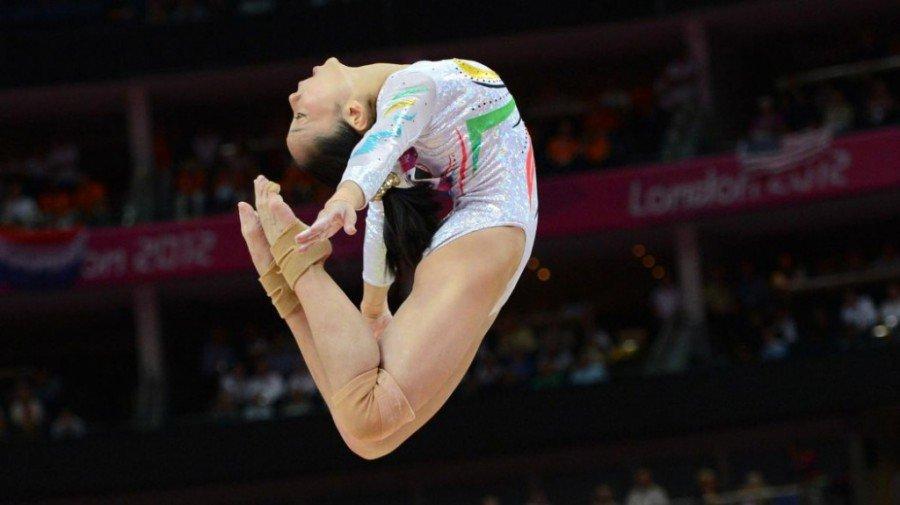 Спортивная гимнастика фотографии