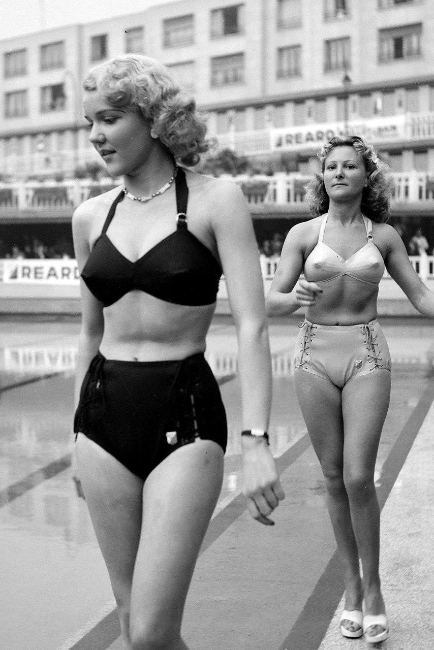 Советские спортсменки в купальниках фото 6
