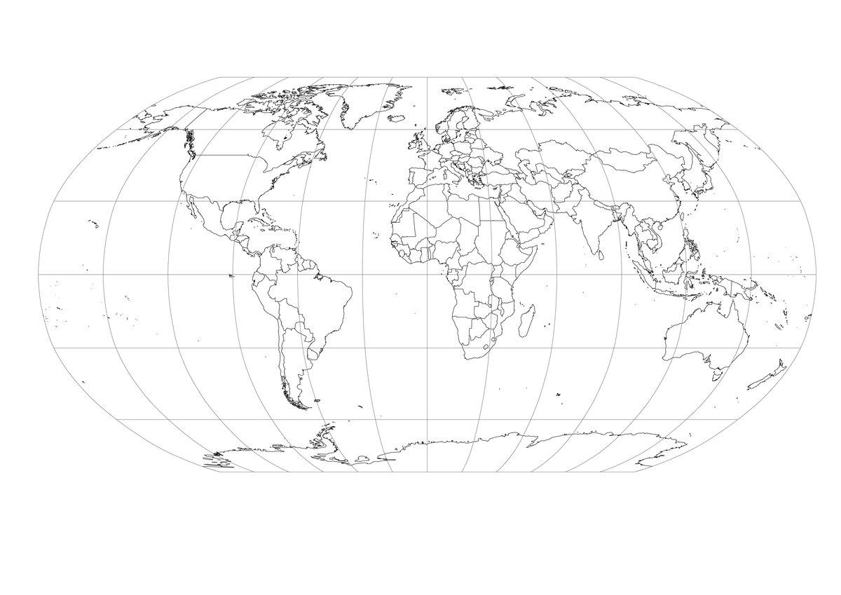 книжка картинка контурная карта черные