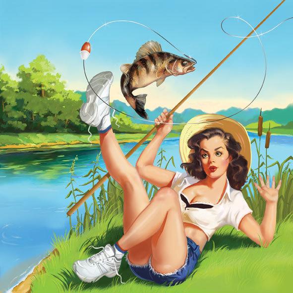 Свадебную, открытки с днем рыбалка