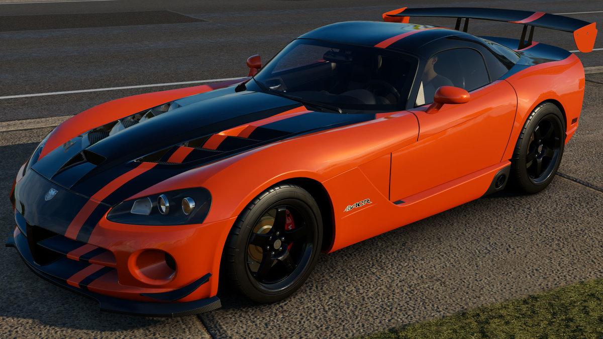 Image Fh3 Dodge Viper 08 Front Jpg Forza Motorsport Wiki F