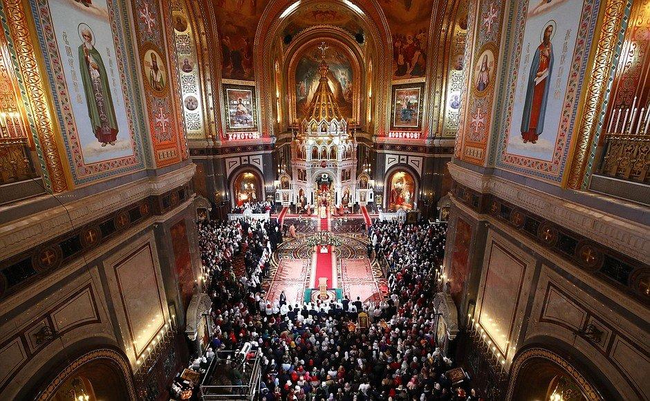 Великий праздник Пасхи, олицетворяющий торжество жизни, добра и любви Последние  новости сегодня России и ae08584dad9