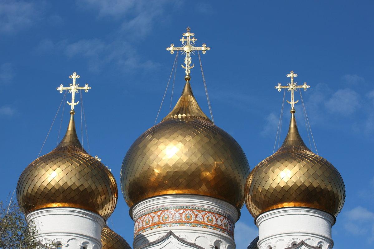 Красивая картинка, картинки с куполами церквей