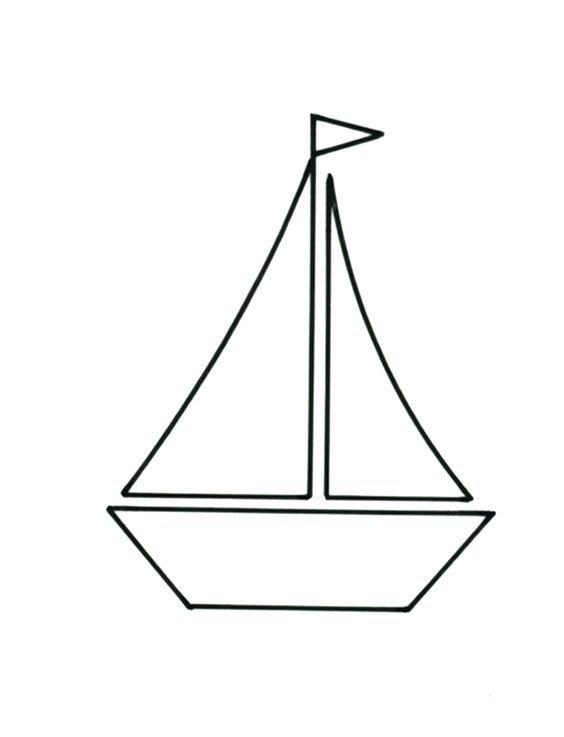 шаблон для картинки кораблик зарплаты
