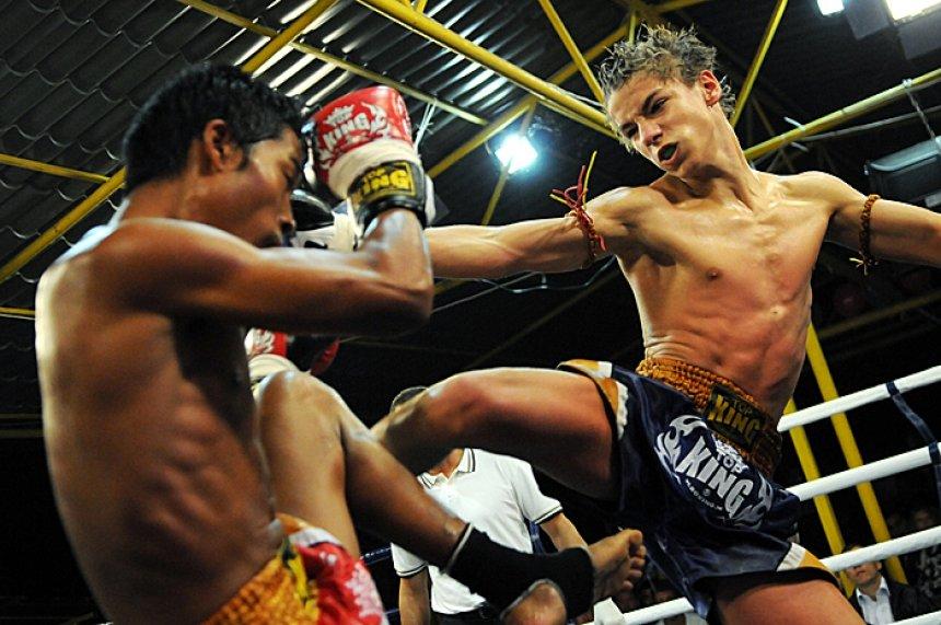 фото бойцов тайского бокса забудет