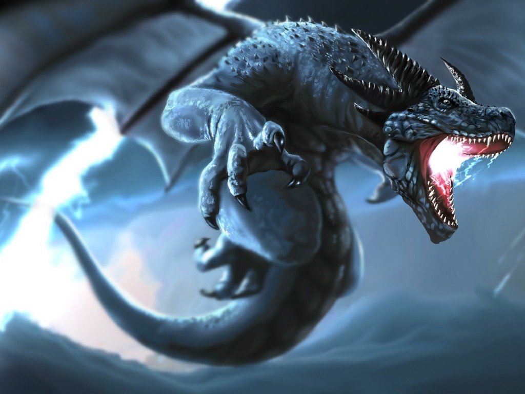 С картинками глаз дракона блюдо как