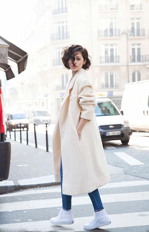 помады короткое белое пальто с чем носить фото использовании светодиодов самодельная