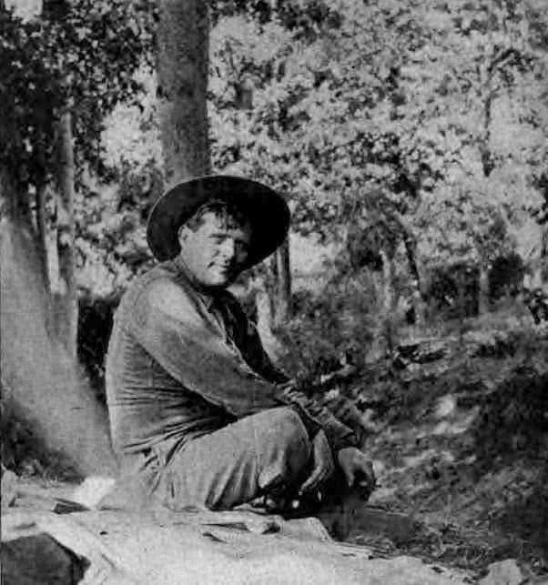 23 апреля 1907 г. Джек Лондон отправился в плавание вокруг света