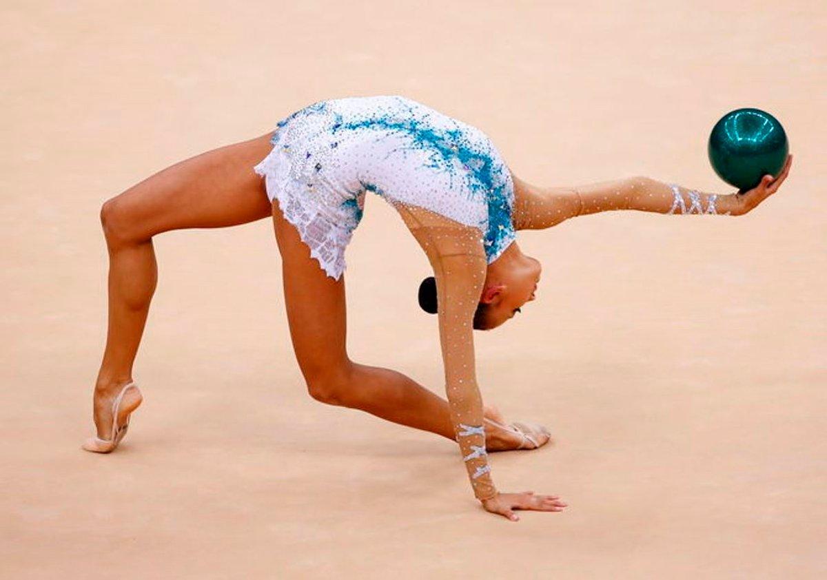 Смотреть видео гимнастика