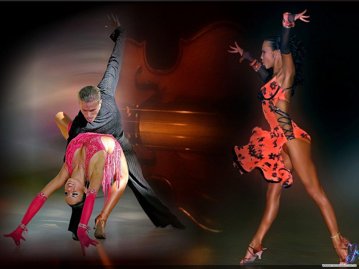 Засветы на бальных танцах