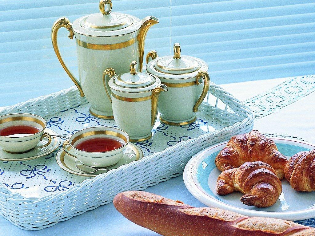 Открытка чайная, самой красивой