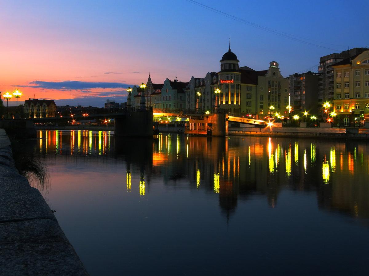 красивые фотографии города калининграда смело ходила