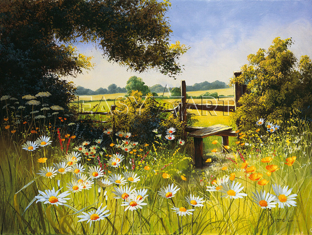Приятного, открытки с летним утром природой