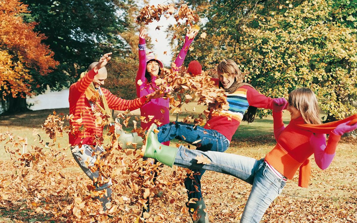 Марта, прикольные картинки лето осень