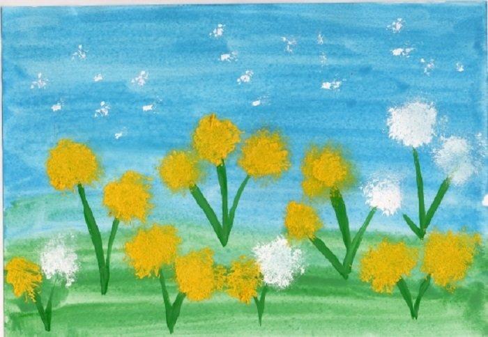 конспект занятия по рисованию в средней группе нарисуй картинку про лето покупать