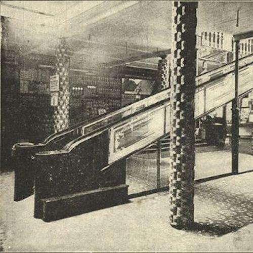 29 мая 1900 года зарегистрирована торговая марка «Эскалатор», впоследствии давшая имя всем автоматическим лестницам