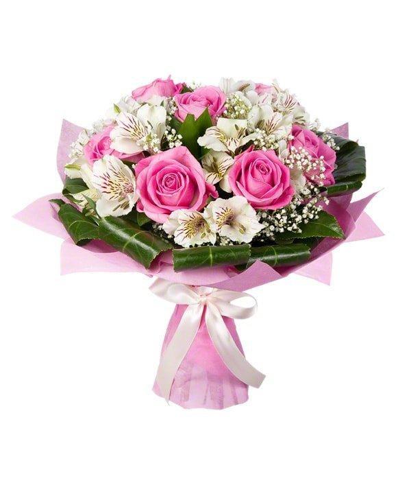 Цветов, доставка цветов домой киев