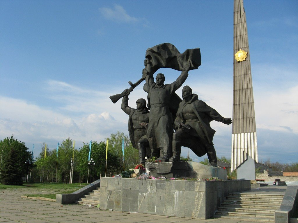 Картинки памятников героям вов