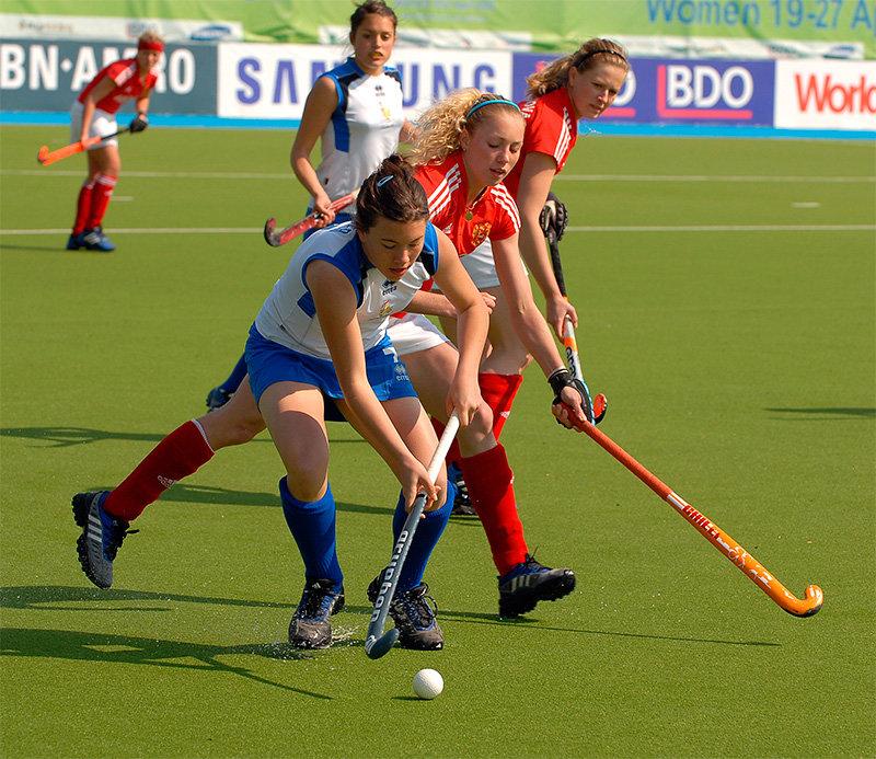 Хоккей на траве фото в рио