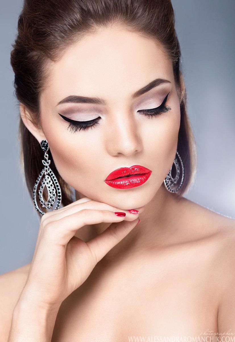 вечерний макияж фото в картинках вопреки
