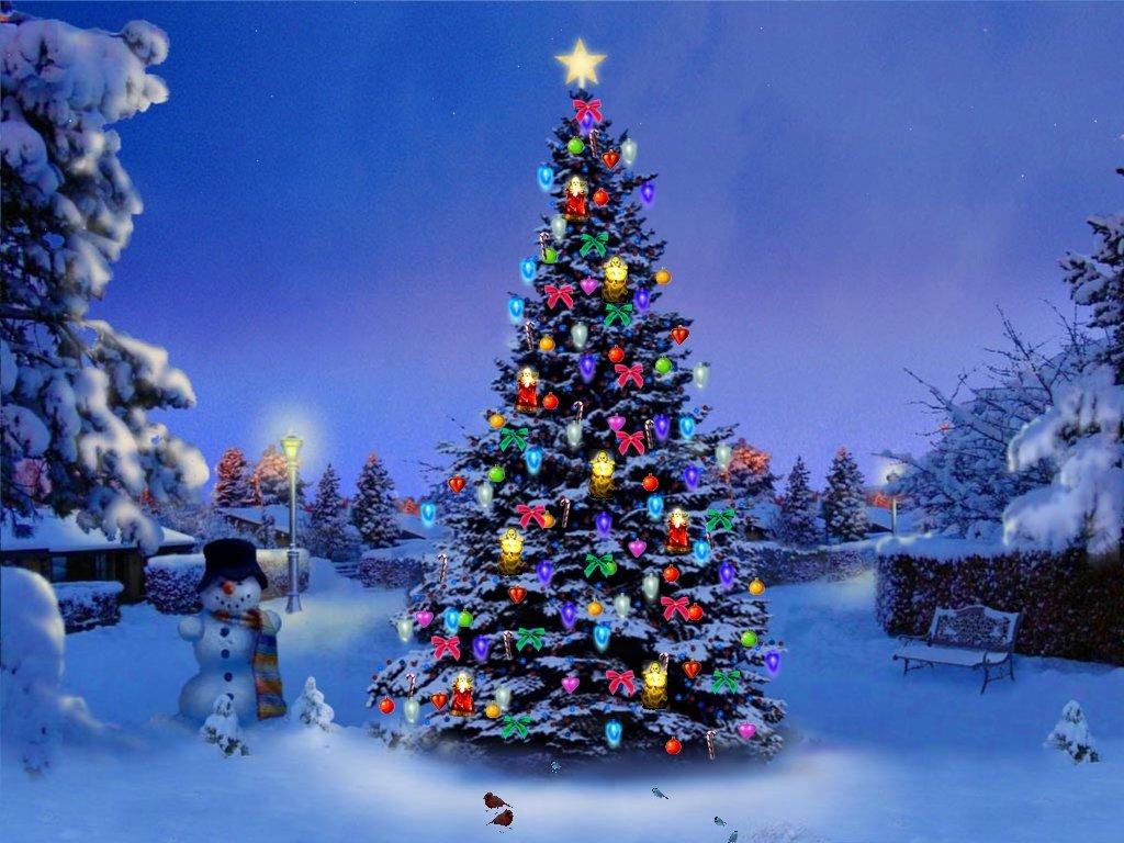 Открытка, анимированные открытки новогодние