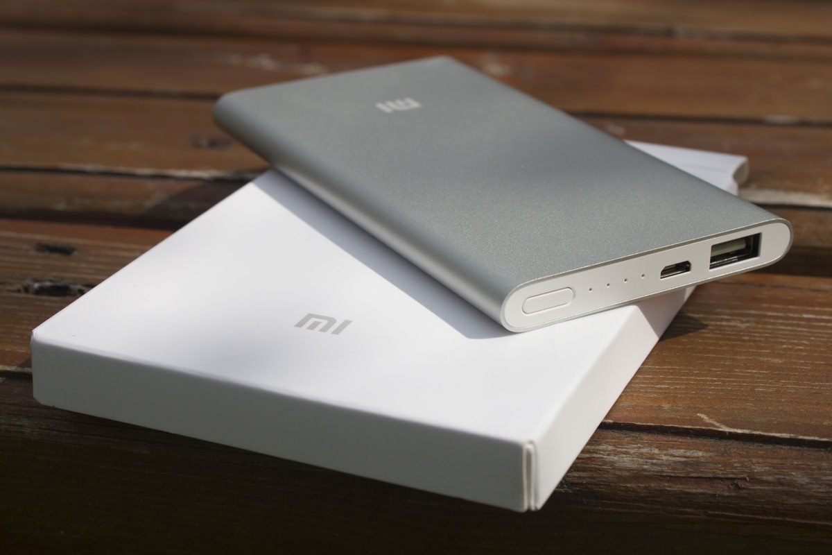 Xiaomi Mi Power Bank в Пятигорске
