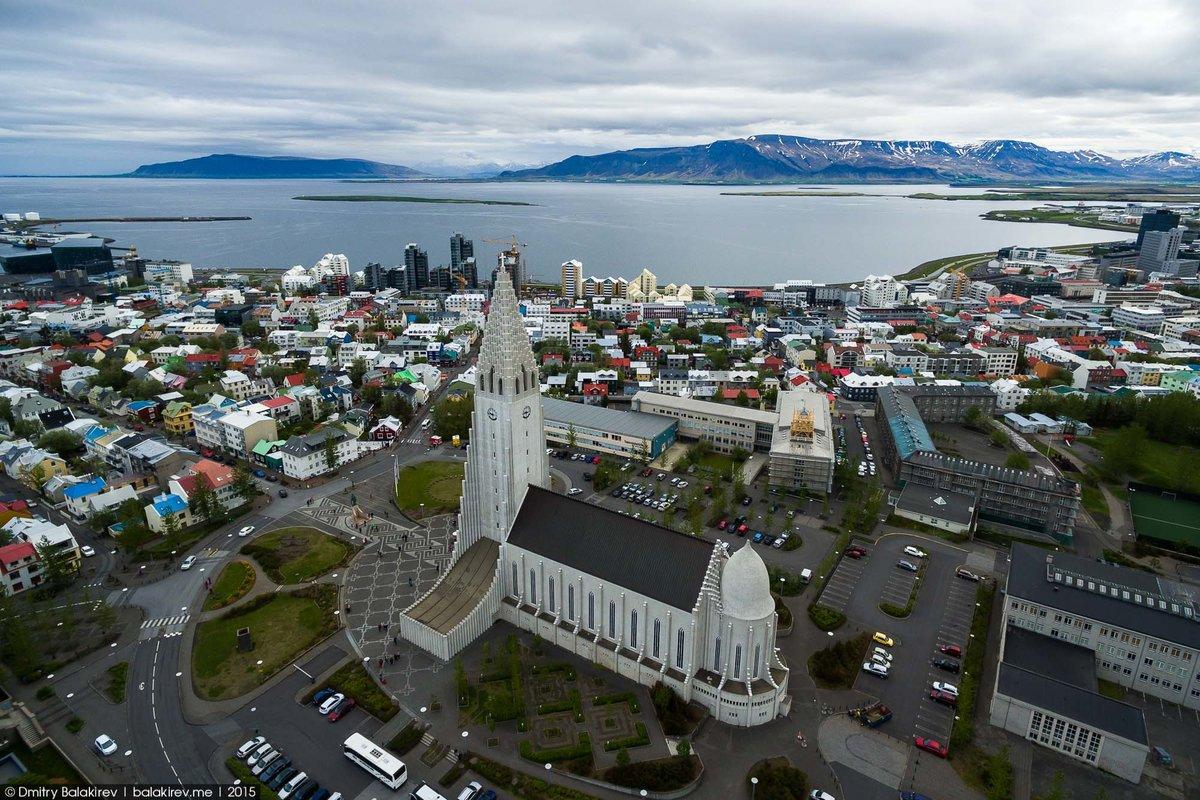 Исландия картинки города