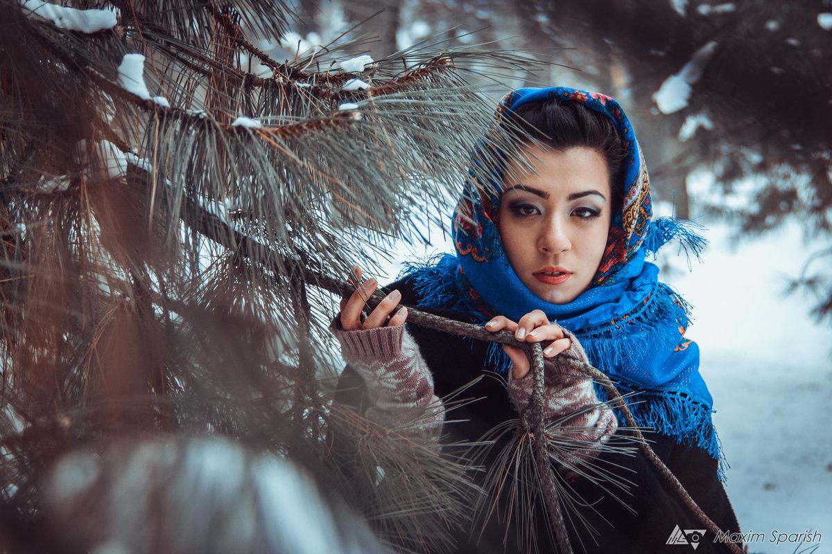 в каком стиле фотографироваться зимой изготовления