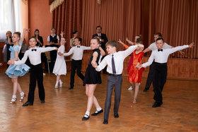 Соревнования по бальным и латиноамериканским танцам в гимназии №38. 2018 (3)
