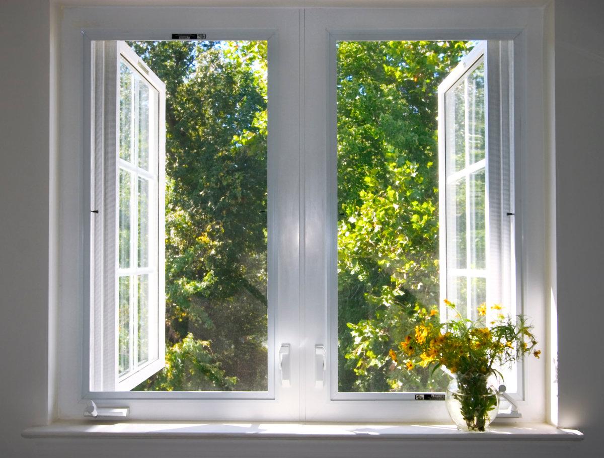Днем кооперации, картинка в окне