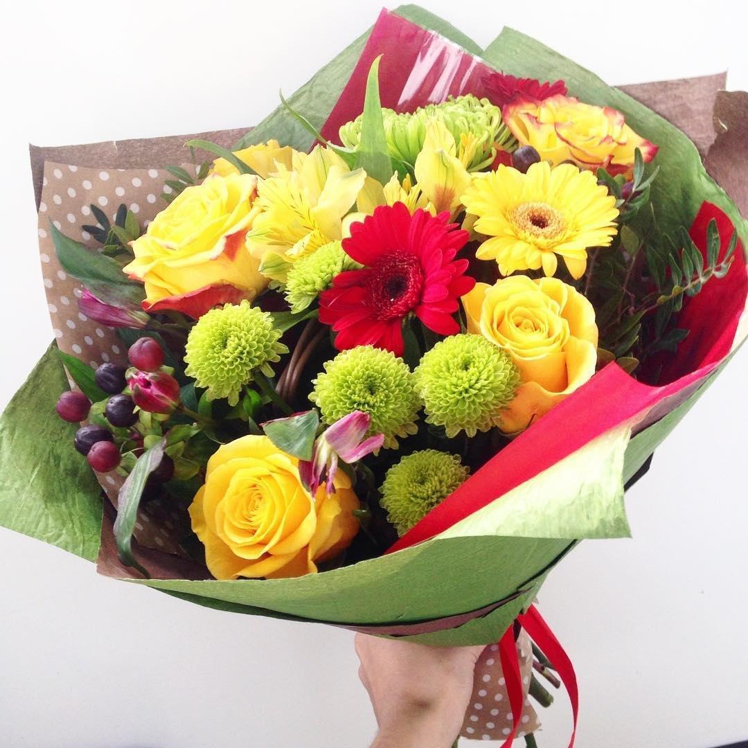 Цветы красноярск цены