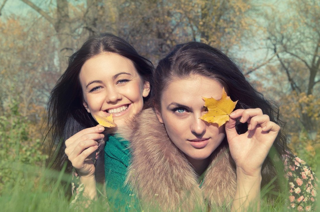 Картинки для фотосессии с подругой