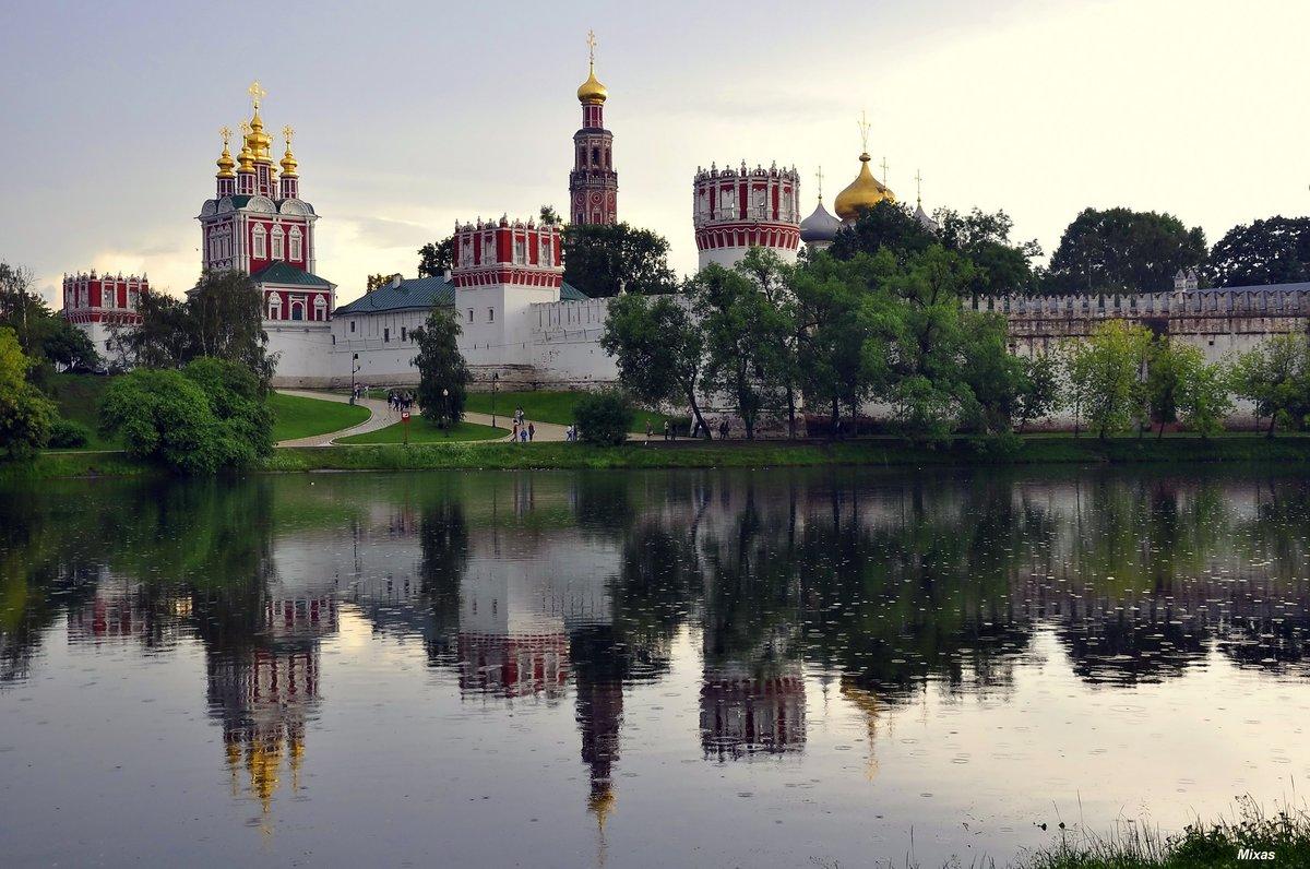 Картинки новодевичий монастырь в москве
