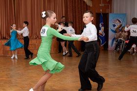 Соревнования по бальным и латиноамериканским танцам в гимназии №38. 2018 (2)