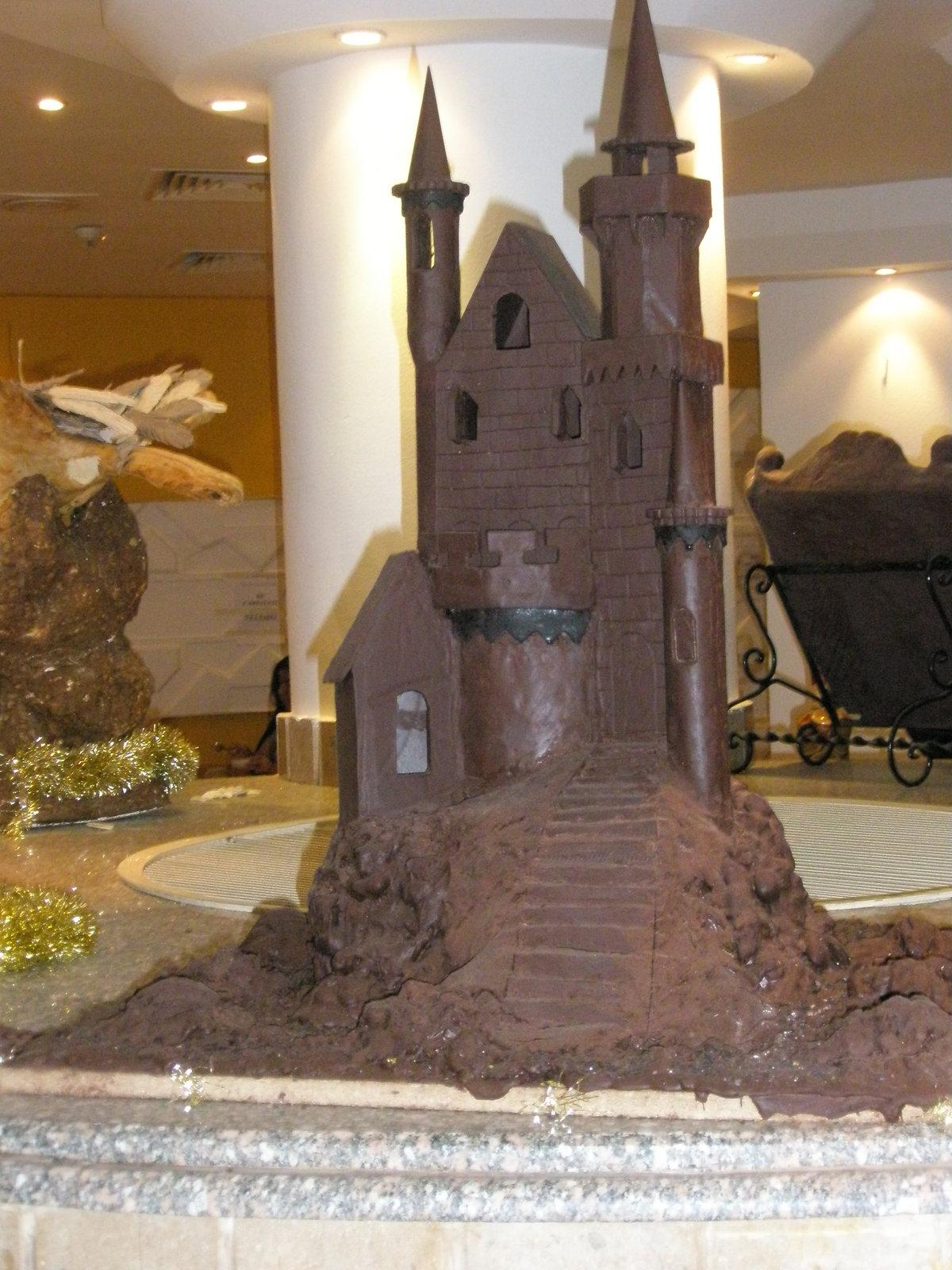 окон замок из шоколада картинки фиксаторов
