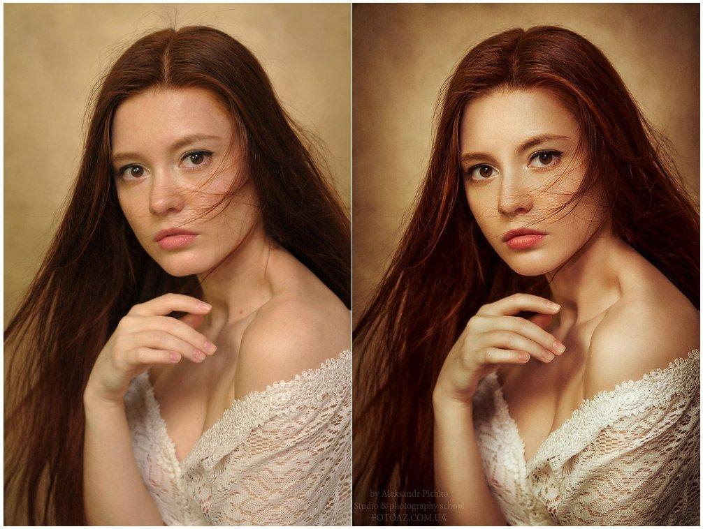 как обработать портрет в фотошопе красиво - 8