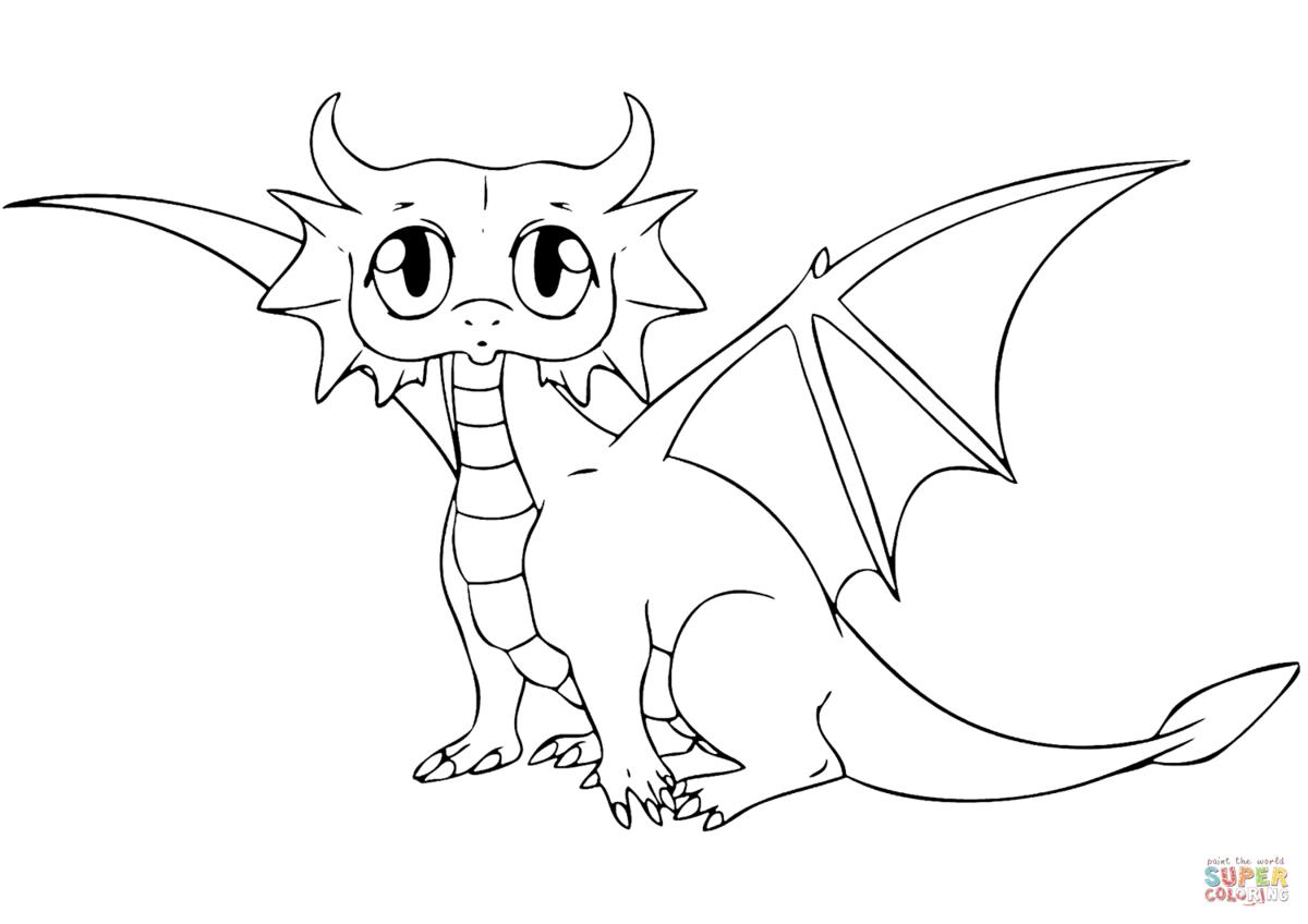 мультяшные драконы картинки для рисования вам встретится