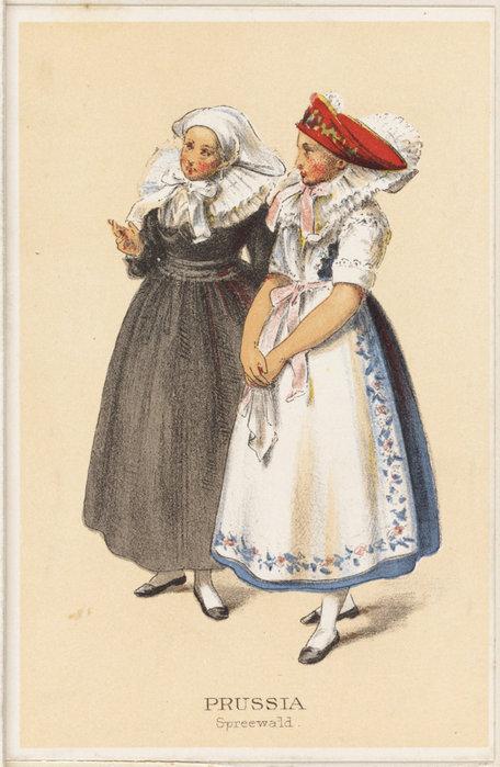 Открытки из 18 века