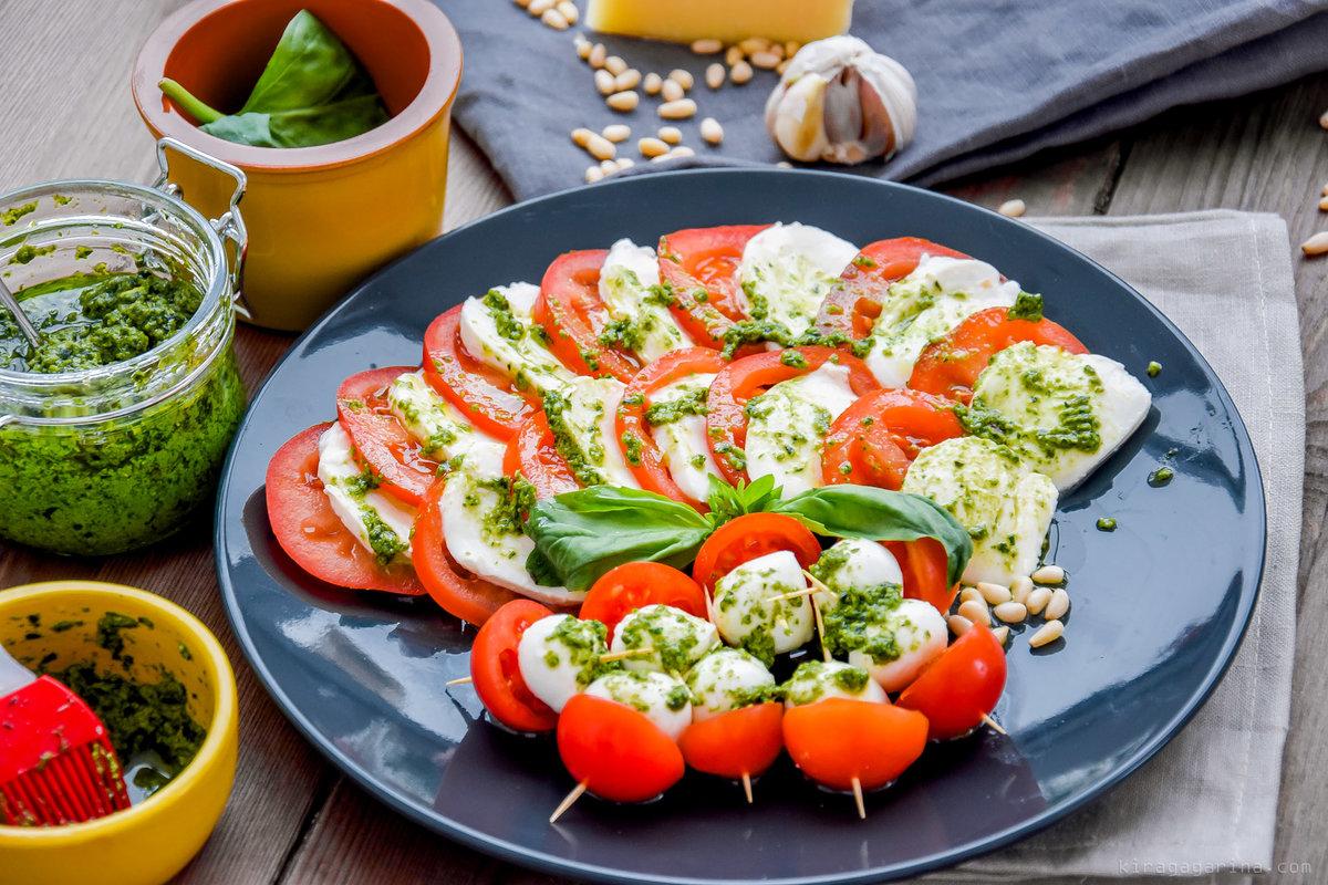 выбрали итальянские салаты и закуски рецепты с фото святых покровителях
