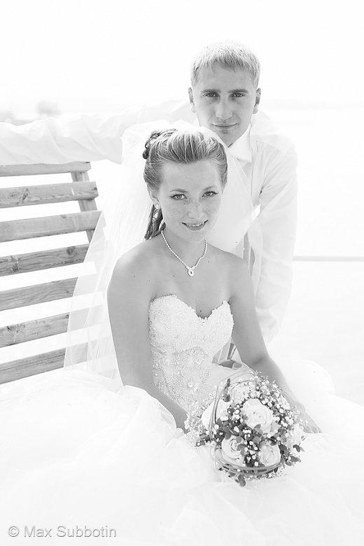 теплое, обработка свадебной фотографии в высоком ключе этому рецепту получаются