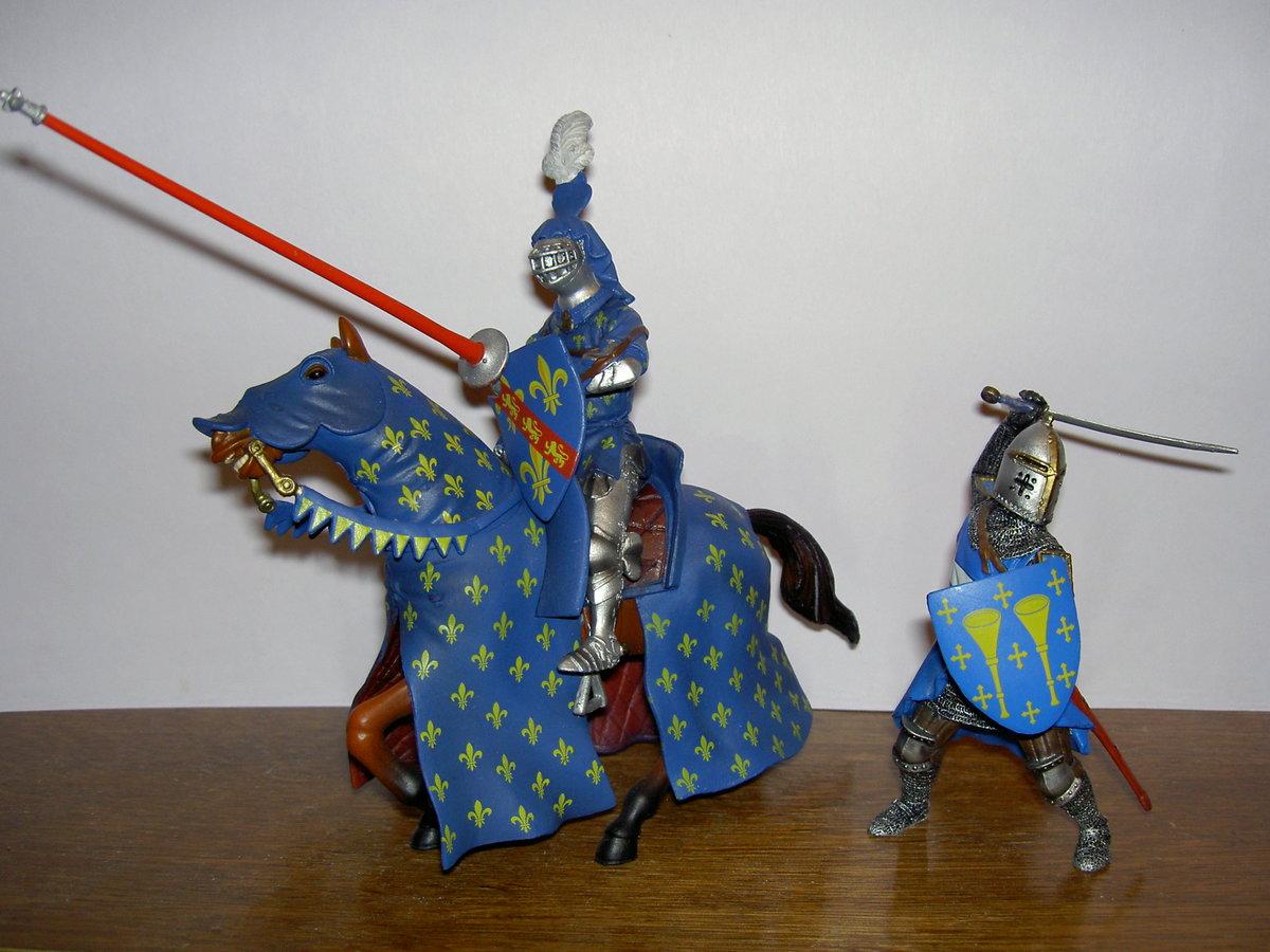 картинки про рыцарей игрушки