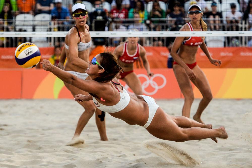 пляжные волейболистки россии фото