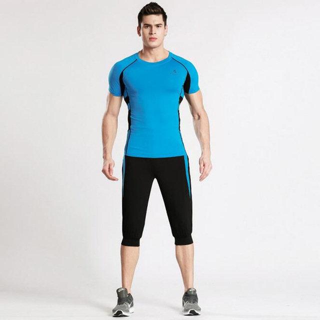 одежда для тренажерного зала мужская фото иду