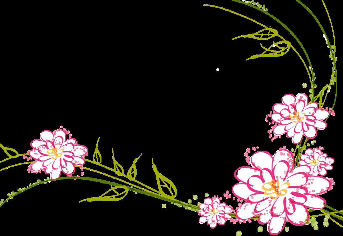 Днем, угловые цветы для открытки своими руками