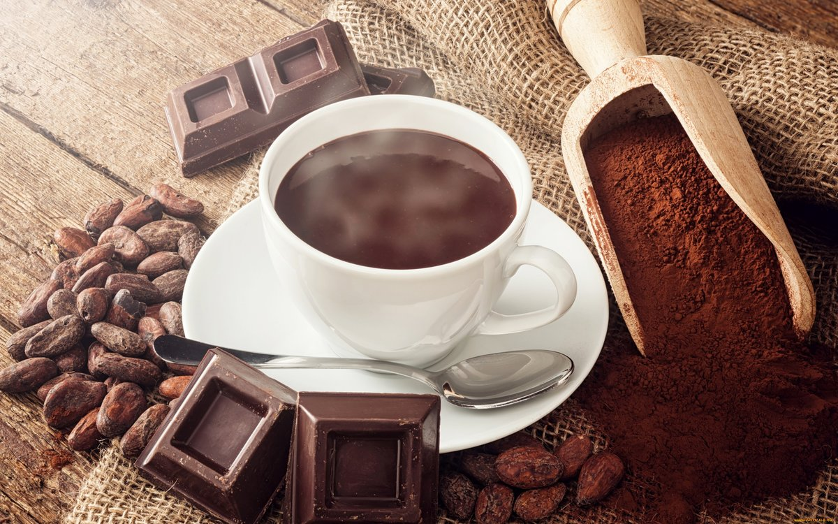 Надежды днем, горячий шоколад картинки красивые