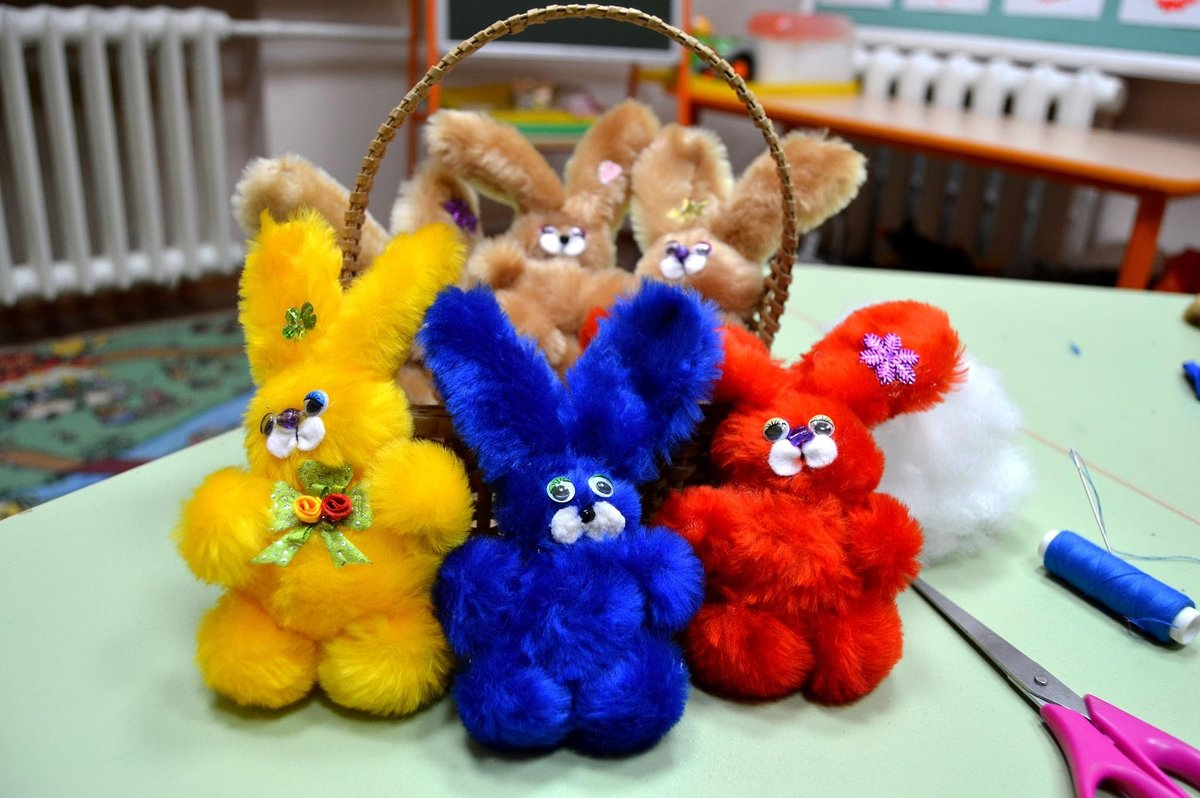 Картинки детских игрушек своими руками