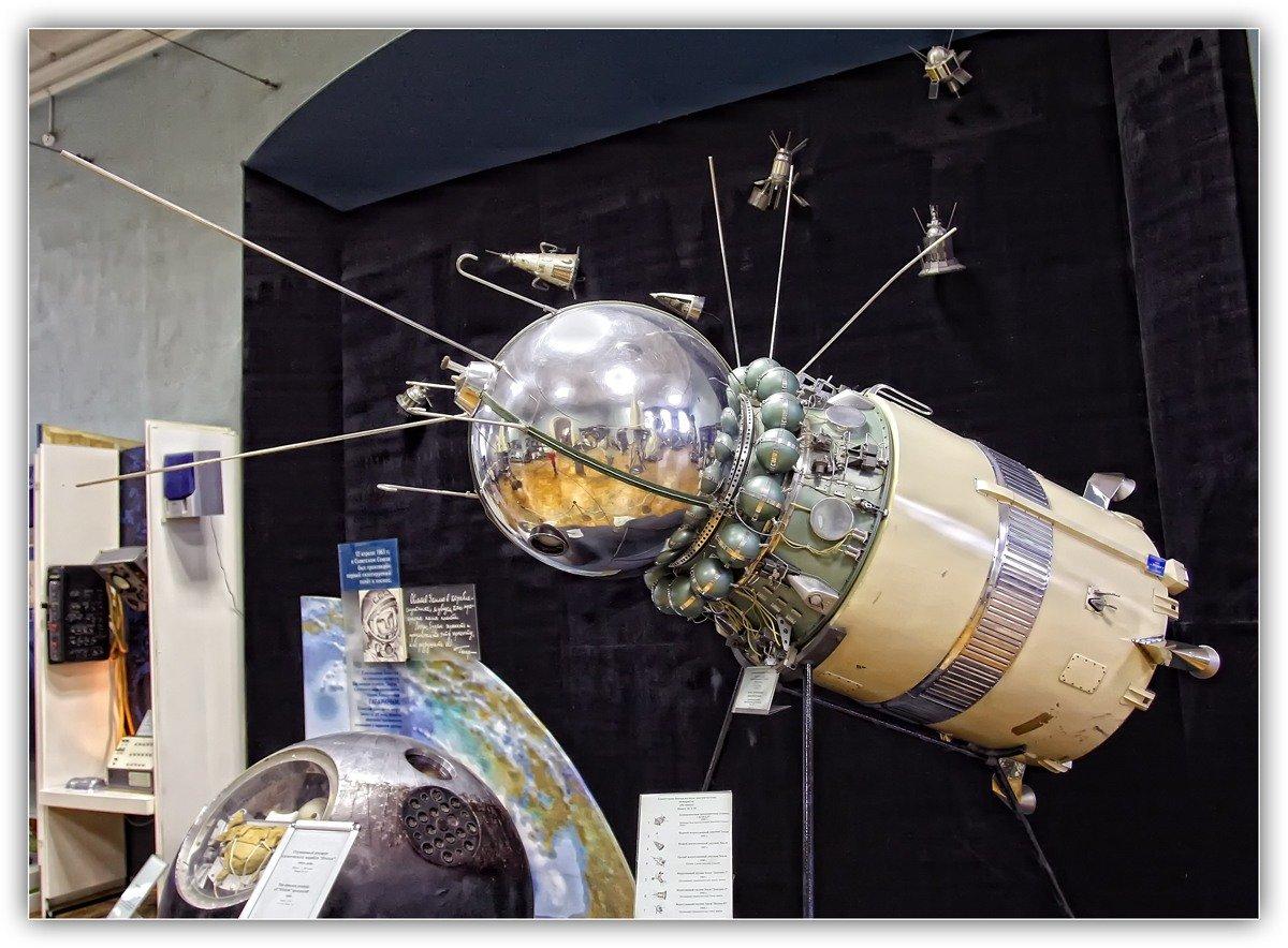 десятилетие картинка космический корабль восток в космосе всего